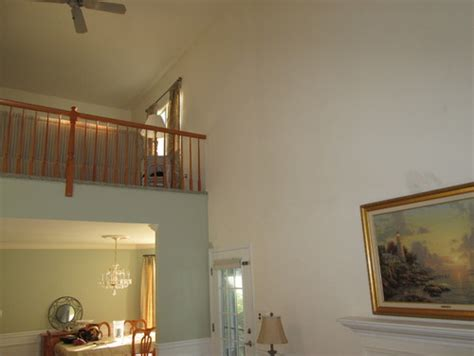 painting vaulted ceilings need paint advise on loft and vaulted ceilings