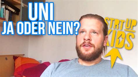 Speisekammer Ja Oder Nein by Als Jungunternehmer In Die Uni Ja Oder Nein