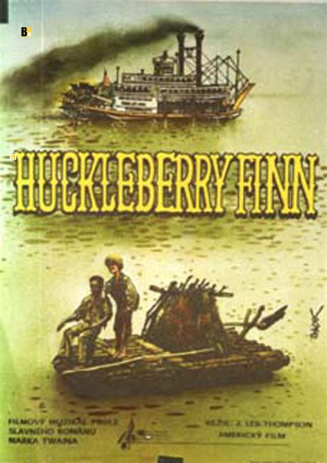 huckleberry finn dark themes quot huckleberry finn quot movie poster quot huckleberry finn quot movie