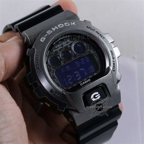 G Shock Dw6900 Cb Ori g shock dw 6900sc 8 black titanium ori bm on toko