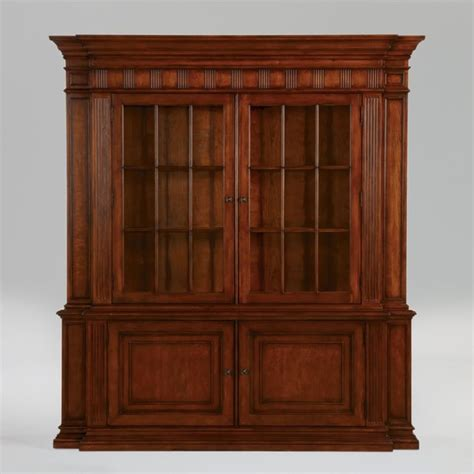 Ethan Allen Computer Armoire by Townhouse Kentmere China Cabinet Traditional Storage