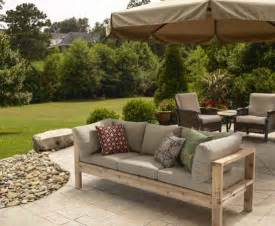 Deck Furniture Ideas by 18 Diy Patio Furniture Ideas For An Outdoor Oasis