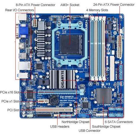 Mba Ga78lmtusb3 by New Gigabyte Ga 78lmt Usb3 Socket Am3 Motherboard Usb 3 0