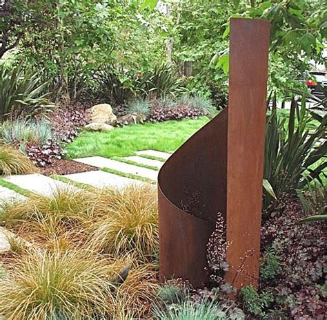 Garden Sculpture Ideas Garden Ideas Landscaping Network