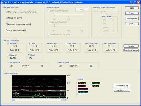 I8kfangui 3 0 Dell Notebook Fan Utility 187 Softsift