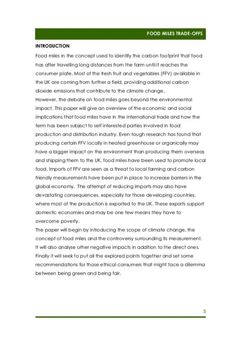 Essay About Carbon Footprint by Carbon Footprint Essay Conclusion Docoments Ojazlink