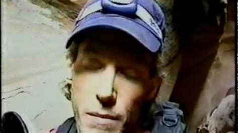 blue 127 hours aron ralston quot blue incident quot diary