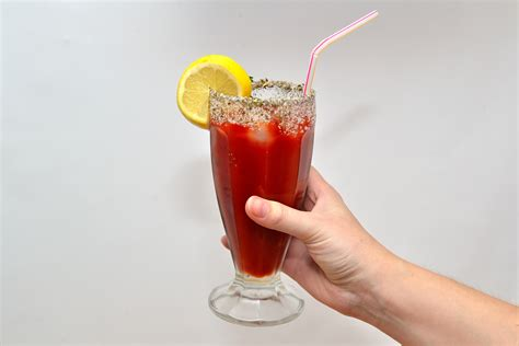 how to make a caesar drink 13 steps with pictures