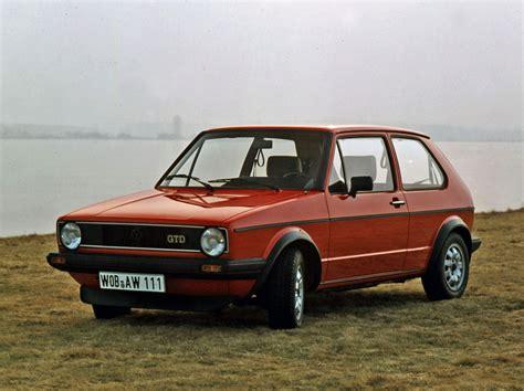 Volkswagen Gtd by Volkswagen Golf Gtd 35 Years Of Fast And Frugal Influx