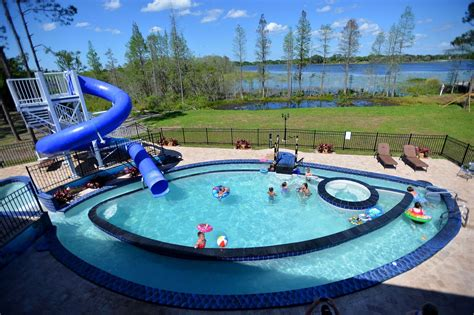Backyard Pool Hire Pool With Lazy River And Waterslide At The Great Escape