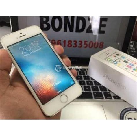 Mesin Iphone 5s 32gb Finger iphone 5s white second fu 16gb finger print harga