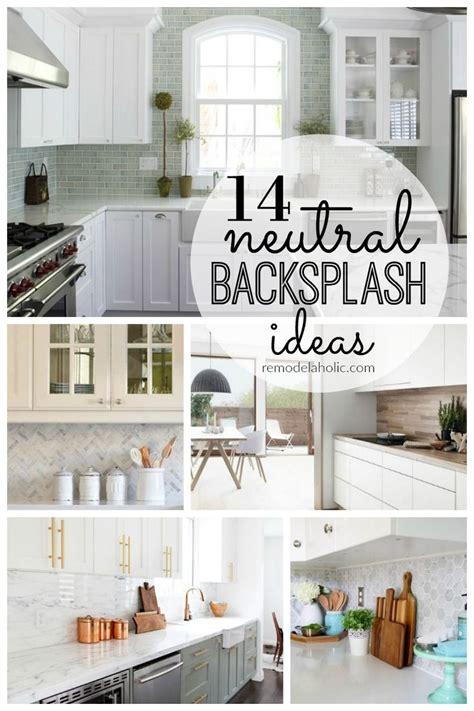 neutral kitchen backsplash ideas cost diy kitchen backsplash ideas tutorials design