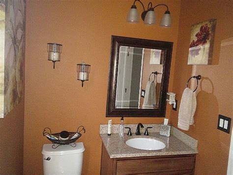burnt orange bathroom 25 best ideas about burnt orange bathrooms on pinterest