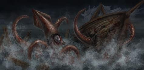 calamares gigantes del mito y la leyenda a la realidad criaturas de leyendas en la realidad tercera parte