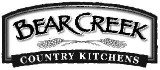 creek country kitchen browse trademarks by serial number justia trademarks