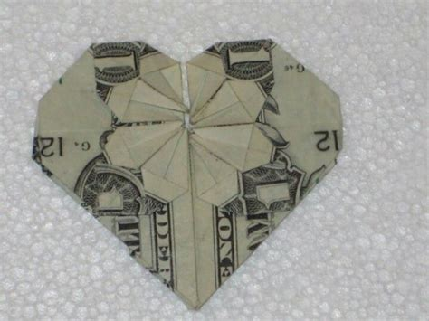 Money Origami With Quarter - 17 best images about mo s magination on tin