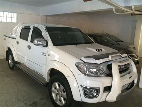 Toyota Of Kingston 2011 Toyota Hilux Vigo For Sale In Kingston St Andrew