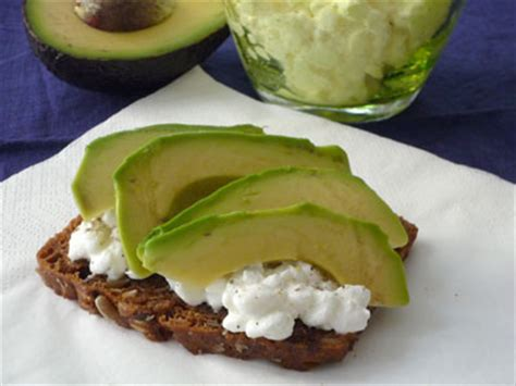 Cottage Cheese And Avocado by Breakfast Toast With Cottage Cheese And Avocado