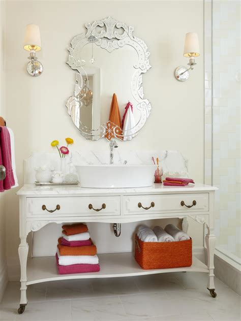 bathroom vanity lighting ideas and pictures 13 dreamy bathroom lighting ideas hgtv