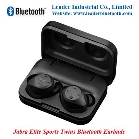 Headset Earphone Bluetooth Jabra Sport Pulse Original original dacom airpods design true bluetooth headset