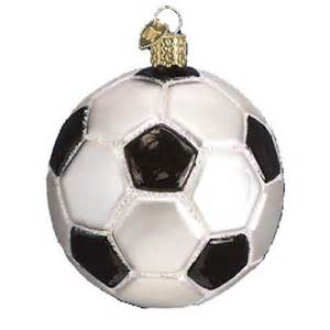 soccerball christmas ornament 44012 old world christmas