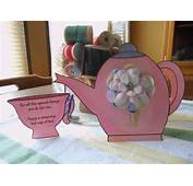 The Gallery For  &gt Teapot Template Mothers Day Card