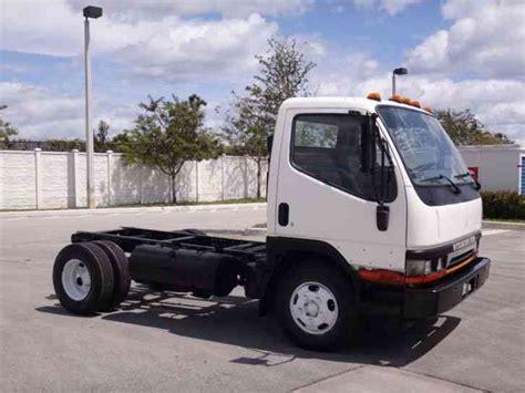 mitsubishi truck 1998 mitsubishi fuso fe639 cab chassis 1998 light duty trucks