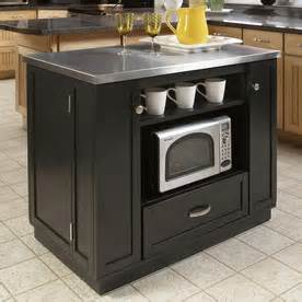 36 kitchen island shop home styles 42 in l x 24 1 4 in w x 36 in h black