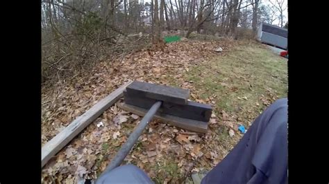 Backyard Parkour by How To Make A Backyard Parkour Park