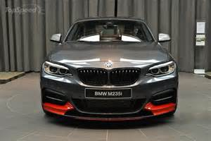 Bmw M235i Horsepower 2015 Bmw M235i With M Performance Package Picture 572129