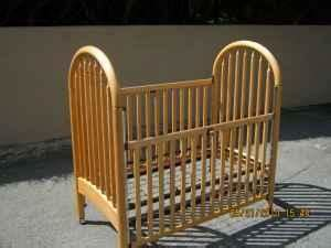 simmons crib assembly