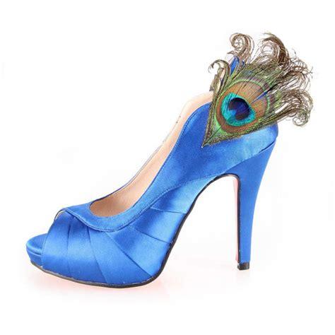 Special Wedding Shoes by Special Sky Blue Silk Satin Wedding Shoes 2227143 Weddbook