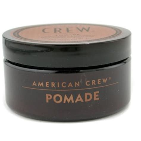 amazon american crew pomade for men 3 oz jars pack pomades waxes men pomade for hold shine american