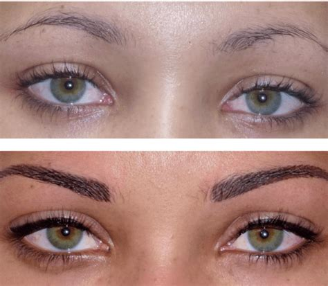 permanent makeup eyebrows eyeliner