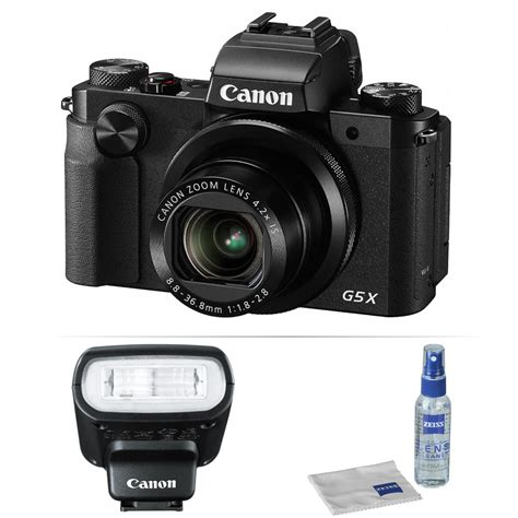 canon g5 canon powershot g5 x digital with flash kit