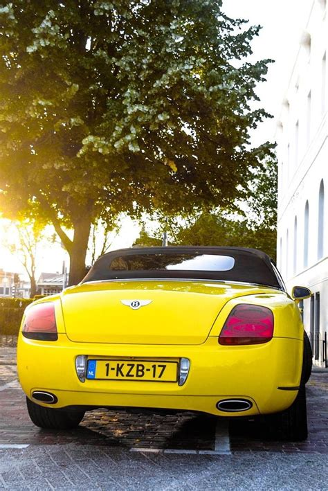 bentley yellow 17 best images about yellow cars on pinterest plymouth