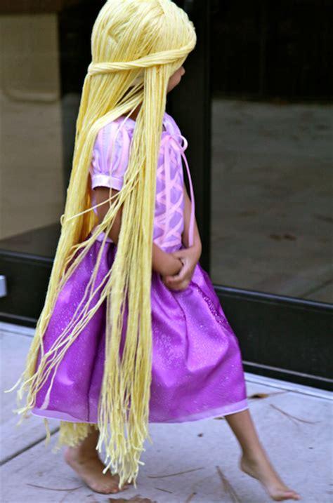 rapunzel tutorial wig rapunzel costume tutorial sew like my mom