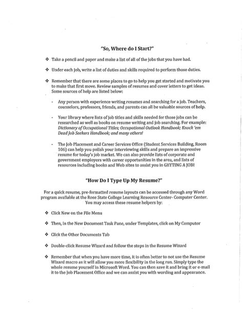 the resume place tulsa ok crest resume ideas