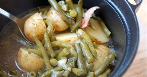country style green beans recipe country style green beans and potatoes recipe by felice