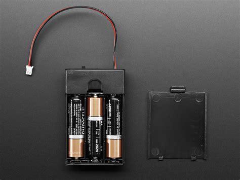 aa battery holder  onoff switch jst  belt