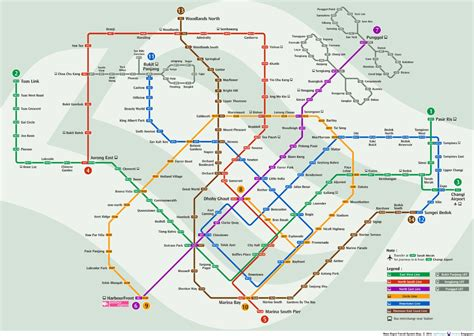great world city mrt map all about the thomson east coast line tel stations