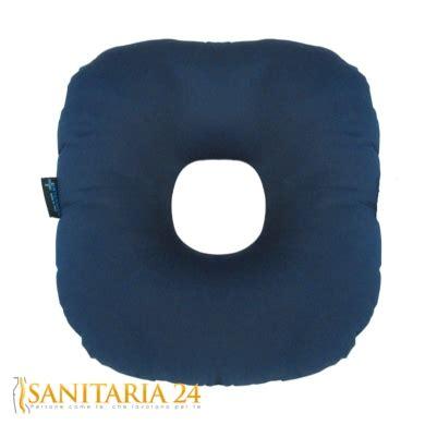 cuscino a ciambella cuscino a ciambella in fibra cava siliconata sanitaria24