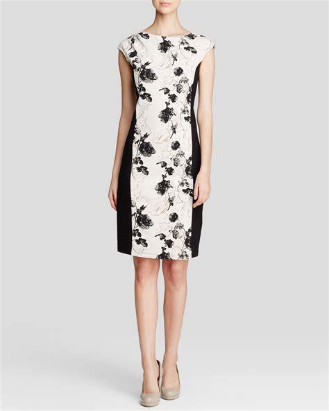 Maxmara Dress lyst weekend by maxmara dress fionda stretch floral