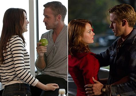 film avec emma stone et ryan gosling actors who have played movie couples more than once