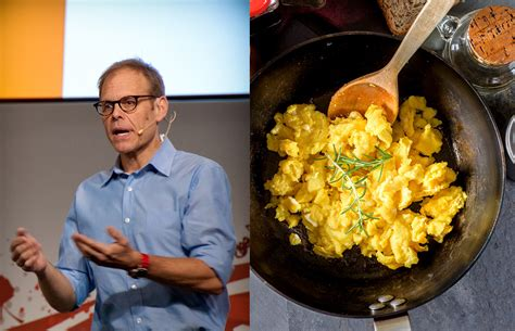 anthony bourdain scrambled eggs alton brown from anthony bourdain and 17 other celebrity