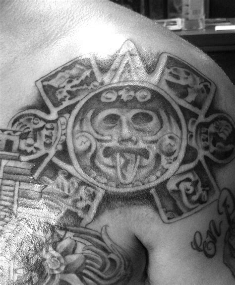aztec art tattoo designs aztec tattoos designs ideas and meaning tattoos for you