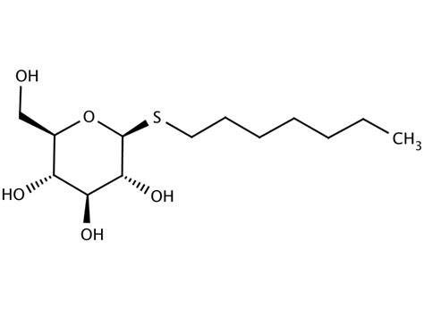 Glentham Life Sciences Gc8635 Heptyl Beta D