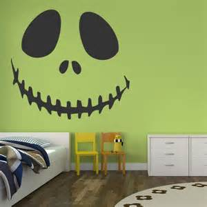 Nightmare Before Christmas Wall Stickers Nightmare Before Christmas Jack Skeleton Tv Amp Film Wall