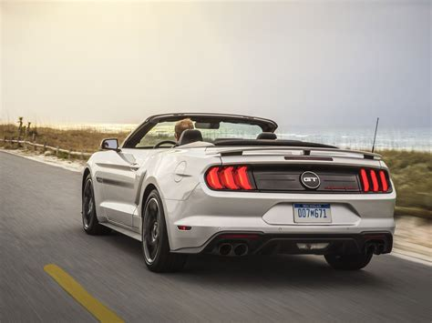 Thousand Horsepower Mustang by 2019 Mustang California Special Horsepower Specs Features
