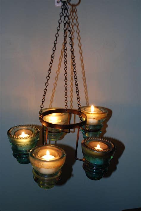 antique glass ls electric repurposed vintage aqua electric insulator by
